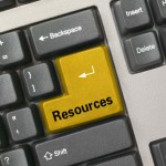 Keyboard - golden key Success, closeup